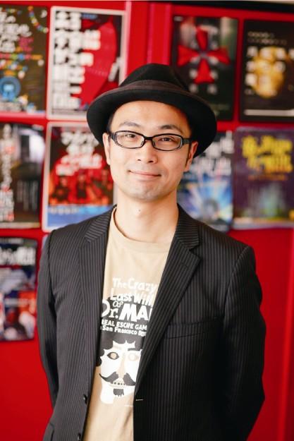 株式会社SCRAP代表 加藤隆生