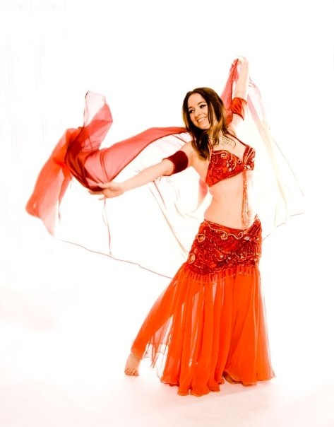 Belly Dance From EVA ベリーダンス入門(初心者)(EVA Belly Dance Studio講師  OZMA)